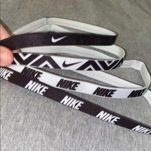 4 Nike headbands